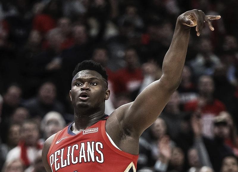 Na estreia de Zion Williamson na NBA, Pelicans é derrotado pelo San Antonio Spurs