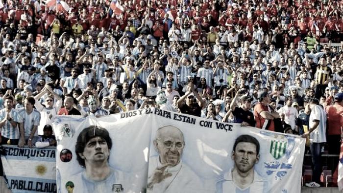Da Libertadores ao 'Ilariê': as versões originais das músicas das torcidas sul-americanas