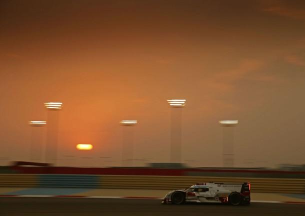 FIA WEC: Audi Dominates First Three Hours At Bahrain