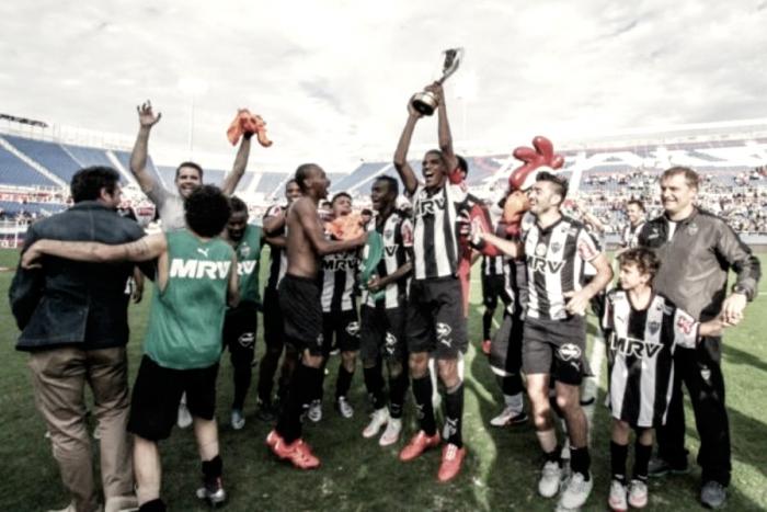 Atlético-MG enfrenta Rangers na estreia da Florida Cup