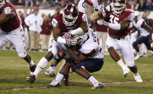 No. 25 Temple Owls Shut Down UConn, Head To Inaugural AAC Title Game