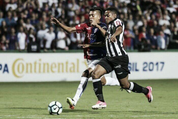 Atlético-MG enfrenta Paraná Clube de olho na final da Copa da Primeira Liga