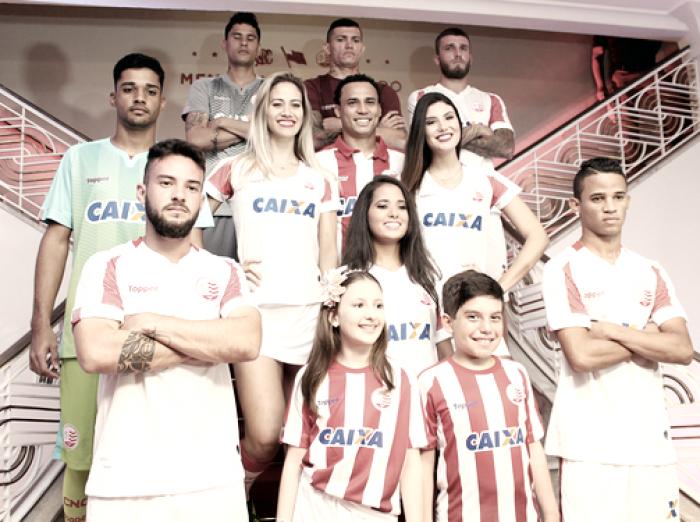 Náutico faz lançamento de novos uniformes para temporada 2017/2018
