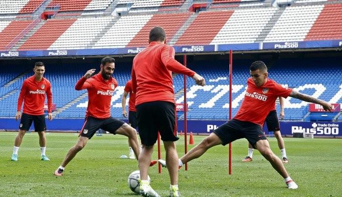 Atletico Madrid, un dubbio per Simeone