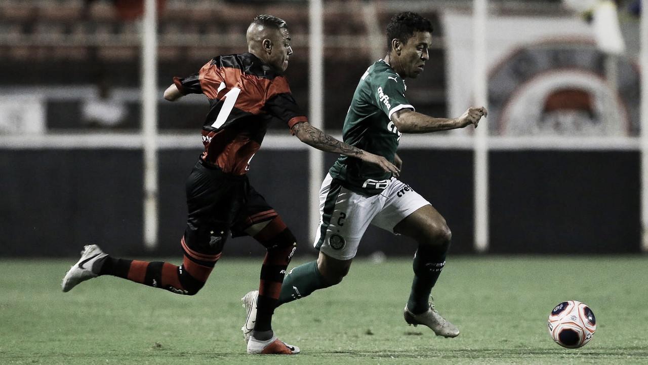 No retorno de Luxemburgo, Palmeiras goleia Ituano na estreia do Paulistão