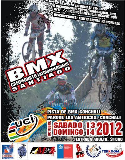 Campeonato Suramericano y Latinoamericano Chile 2012