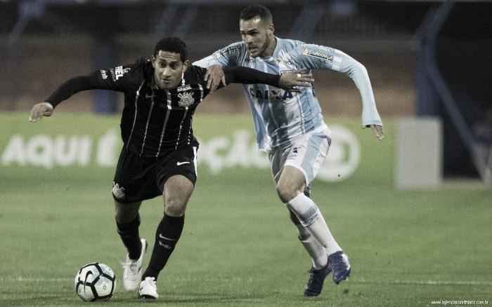 Pablo confirma presença no Corinthians, e Carille tem time ideal