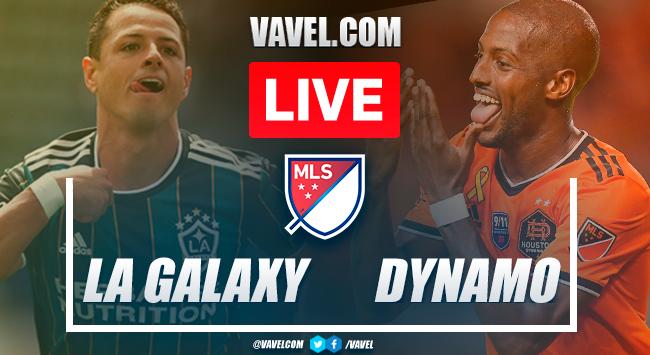 Goals and highlights: LA Galaxy 1-1 Houston Dynamo in MLS 2021