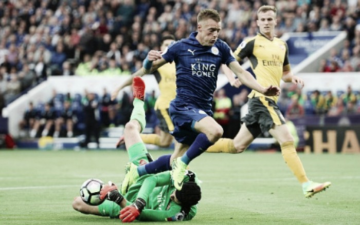 Leicester City 0-0 Arsenal: Controversial stalemate at the King Power Stadium