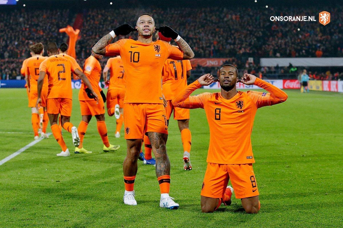 Nations League - Dominio Orange: l'Olanda batte 2-0 la Francia e torna in corsa per la qualificazione