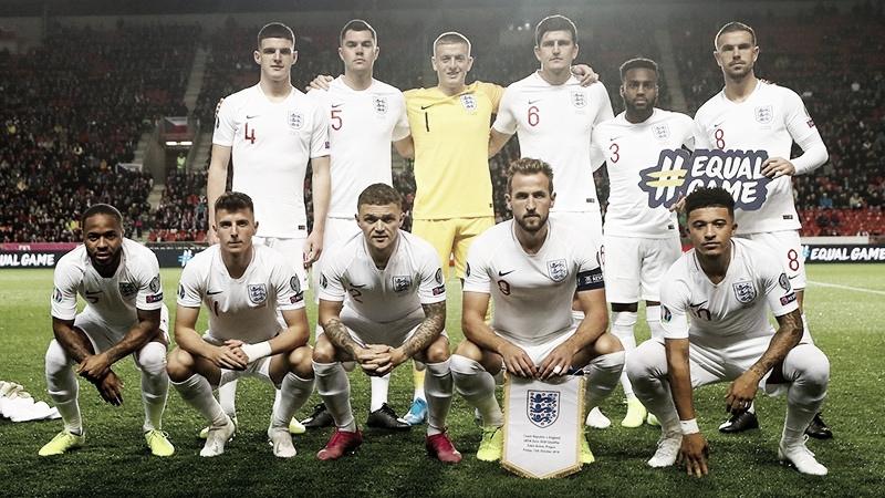 Gols e melhores momentos Inglaterra 7x0 Montenegro pelas Eliminatórias da Euro 2020