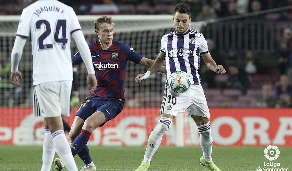 Previa Real Valladolid – FC Barcelona: Sergio busca el punto de la permanencia frente al equipo blaugrana