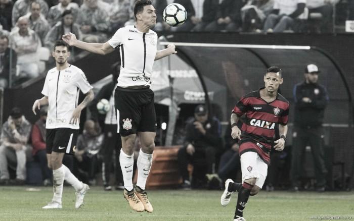 Corinthians confirma lesões musculares de Balbuena e Guilherme Arana