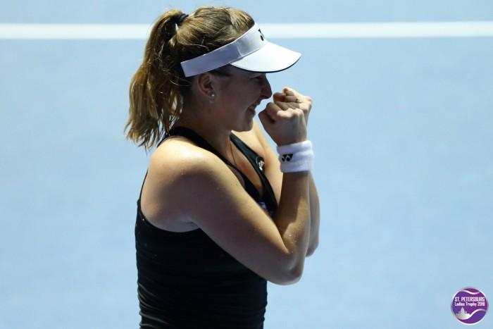 WTA St. Petersburg: Day Six Recap inSemifinals day