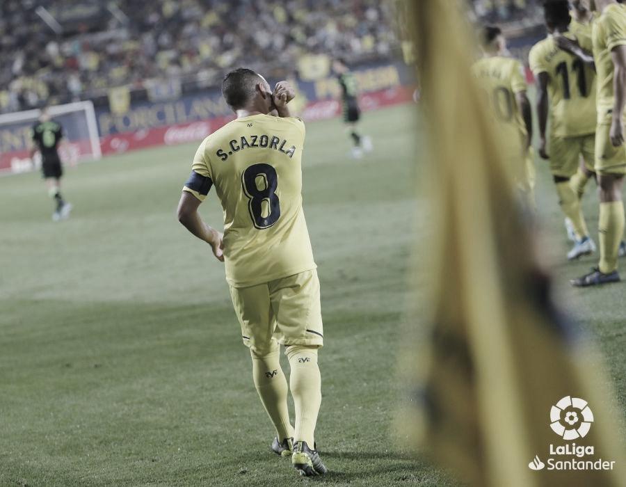 Santi Cazorla: su mejor versión en el Villarreal podría traerle de vuelta a 'La Roja'