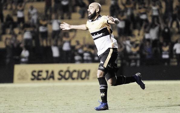 Com golaço no fim, Criciúma bate Joinville e entra no G-4 do Catarinense
