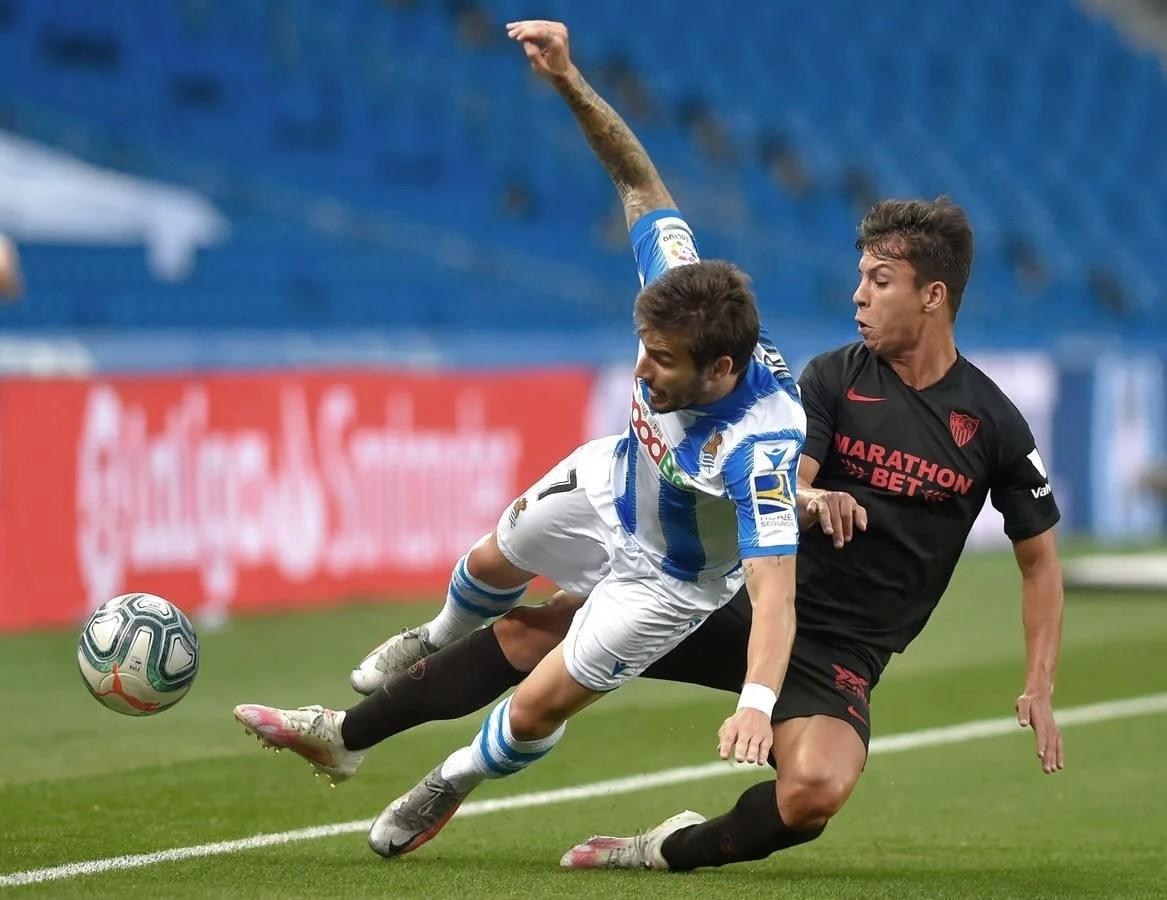 Previa Sevilla - Real Sociedad: partido para dar un paso adelante
