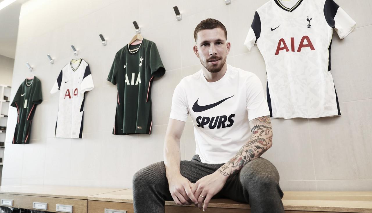 """Tottenham anuncia contratação do volante Højbjerg, ex-Southampton: """"Sinto-me sortudo"""""""