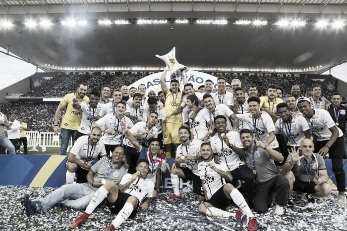 Corinthians reeditará jogo do hepta na estreia do Brasileirão 2018