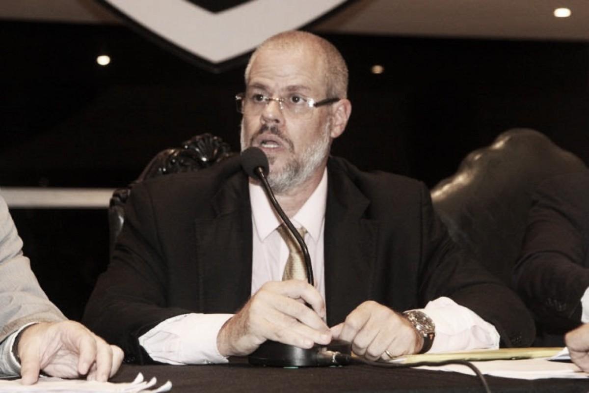Vasco tem sala do Conselho Deliberativo invadida em São Januário