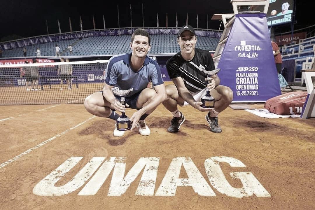 Fernando Romboli conquista o ATP 250 de Umag, na Croácia