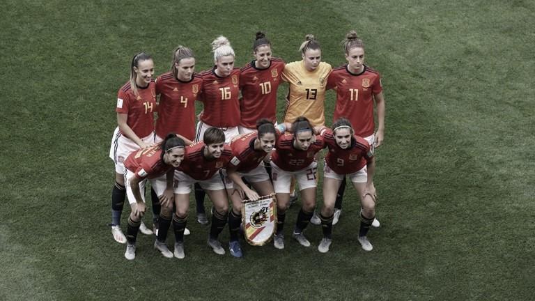 Alemania - España: puntuaciones de España, jornada 2 de la Fase de Grupos del Mundial de Francia 2019