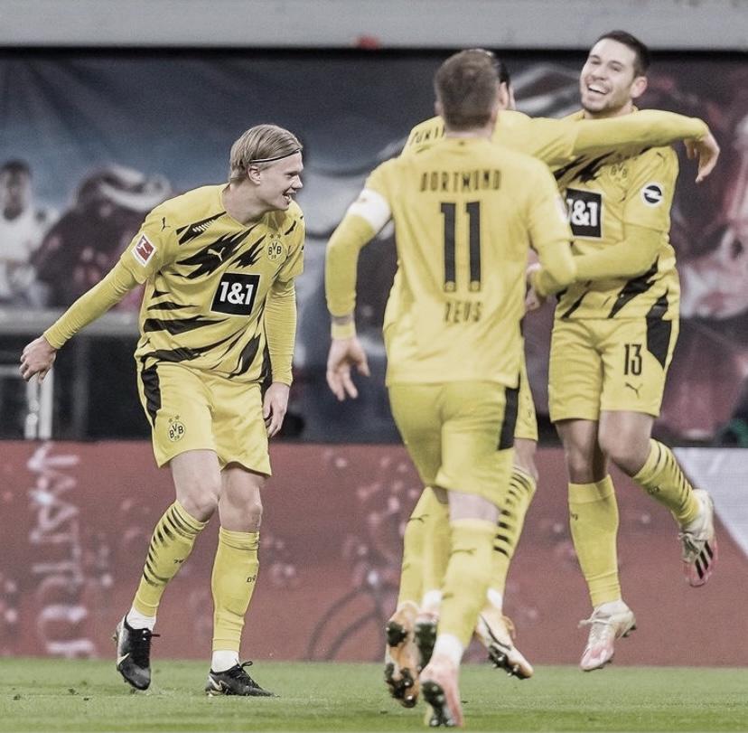 ¿Cómo llega el Dortmund a la eliminatoria contra el Sevilla?