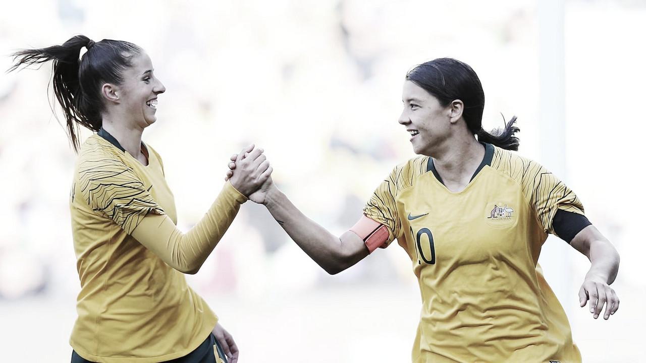Gols e melhores momentos Austrália 1x2 Itália pela Copa do Mundo Feminina