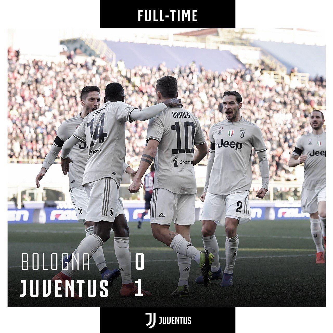 Serie A- La Juventus non brilla ma vince, Dybala giustizia un buon Bologna (0-1)