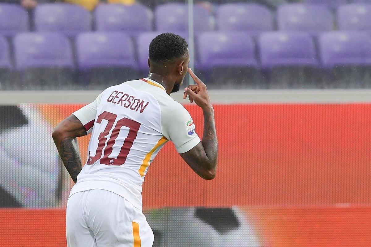 """Roma, senti Gerson: """"Col Torino partita difficile, posso ancora migliorare"""""""