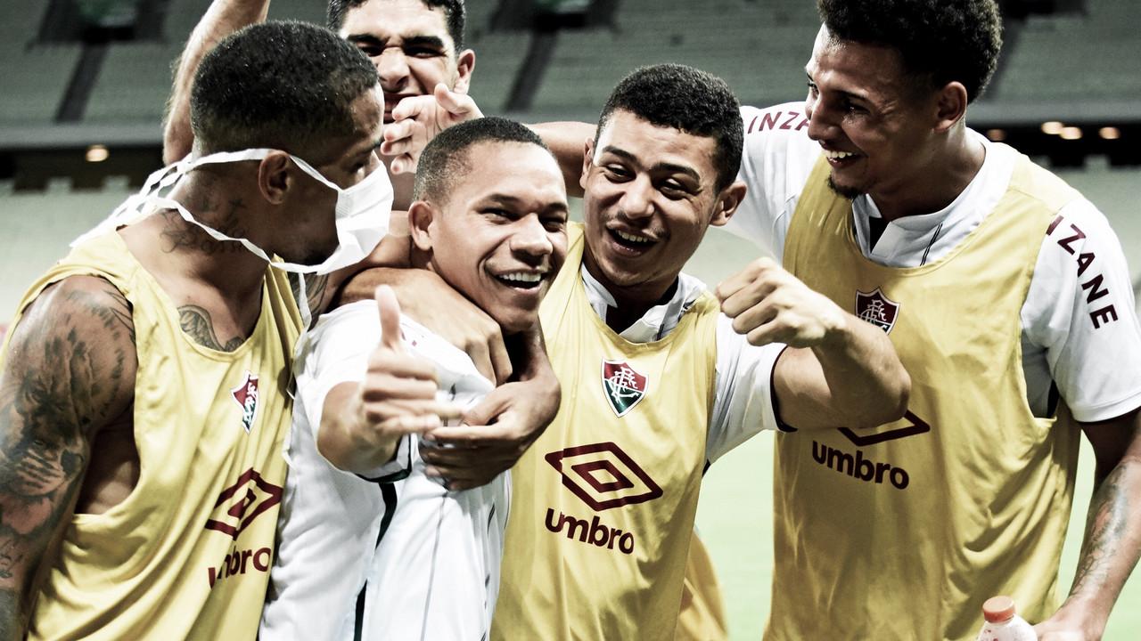 Foto: Mailson Santana/ Fluminense F.C.