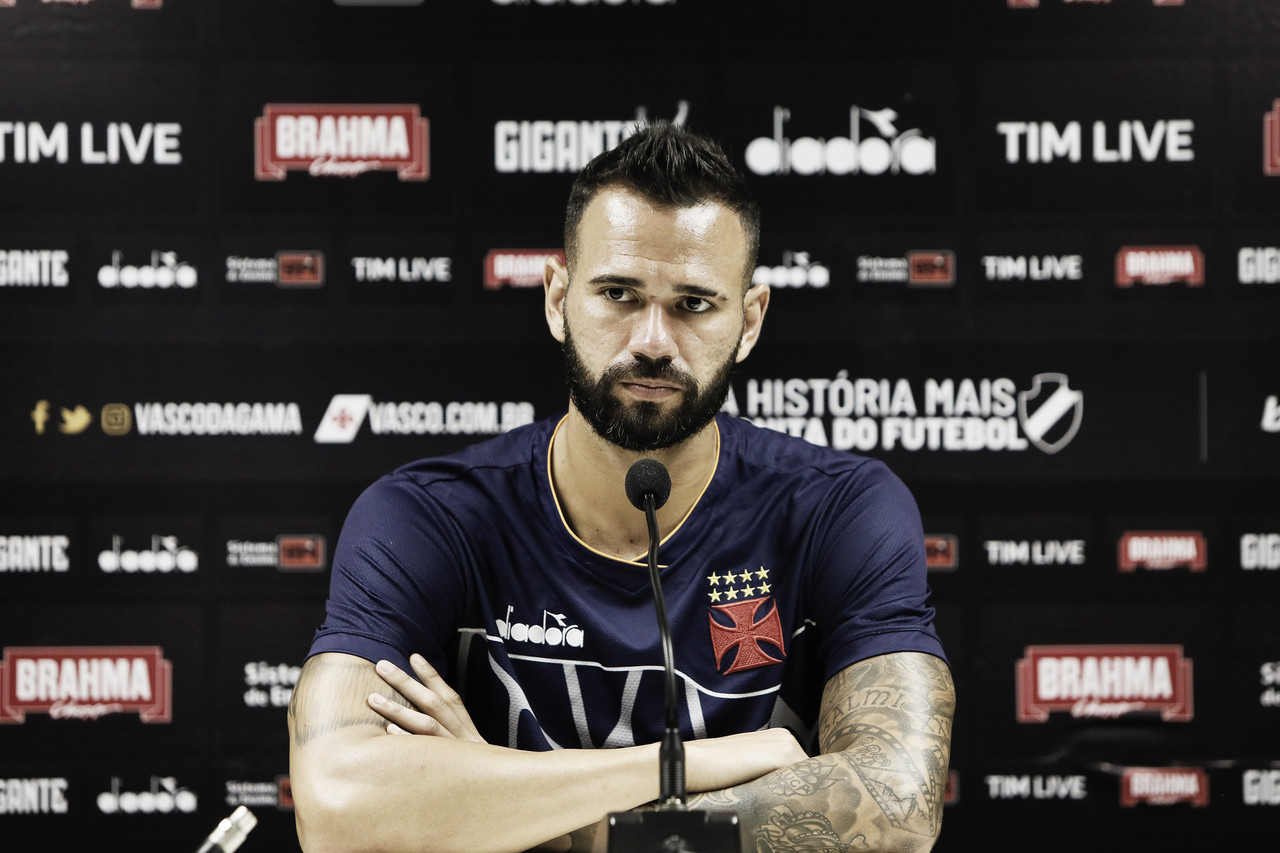 """Castan projeta semifinal do Vasco na Taça Guanabara: """"Vamos ter que jogar muito"""""""