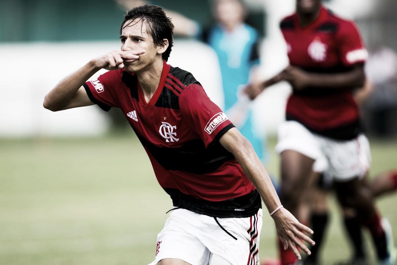 Carioca Sub-20: Flamengo domina e vence Botafogo com gol de Werton