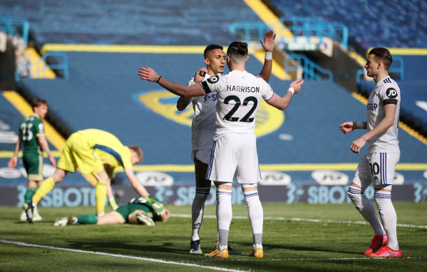 Leeds United 2-1 Sheffield United: Leeds blunt The Blades at Elland Road