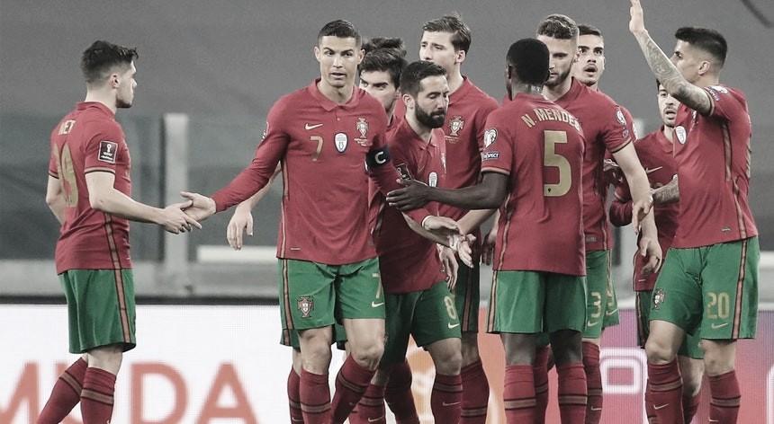 Gols e melhores momentos de Azerbaijão 0 x 3 Portugal pelas Eliminatórias Europeias