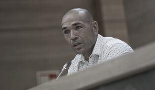Manolo Gaspar da sus impresiones del mercado en una rueda de prensa