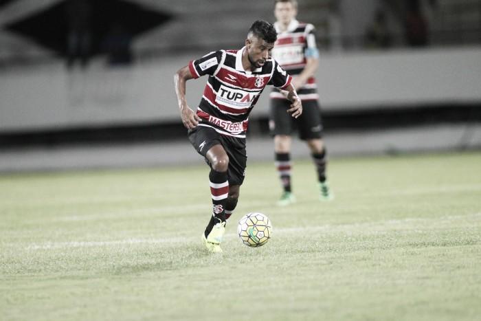 Com formação alternativa, Santa Cruz encara Vitória da Conquista pela Copa do Brasil