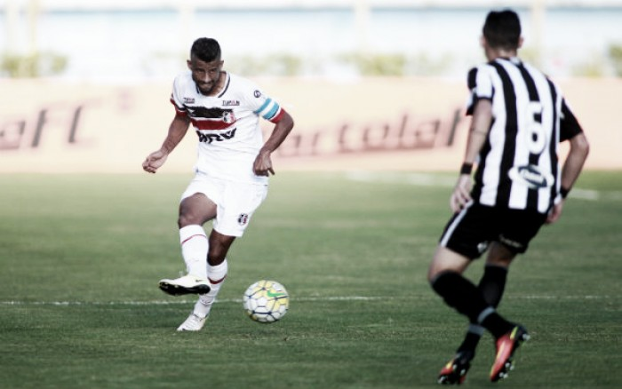 Ainda com chances de escapar da zona de rebaixamento, Santa Cruz duela contra Botafogo