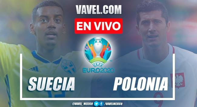 Resumen y goles: Suecia 3-2 Poloniaen Euro 2020