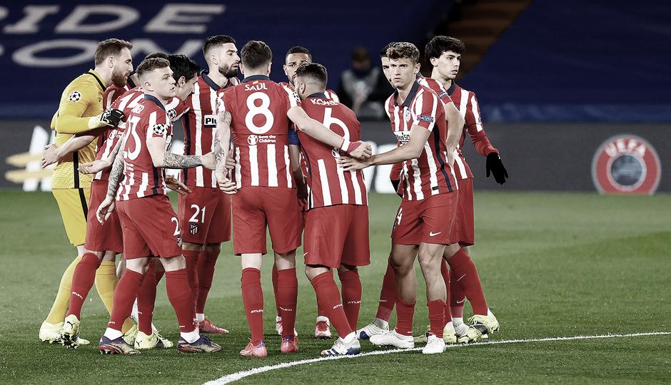 El análisis del Chelsea - Atleti: un equipo sin ganas ni ideas