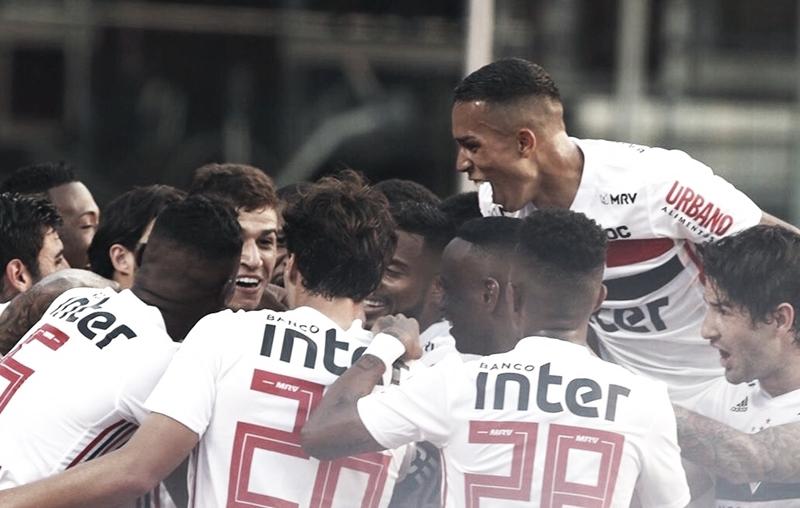 Gols e melhores momentos Chapecoense 0x3 São Paulo pelo Campeonato Brasileiro 2019