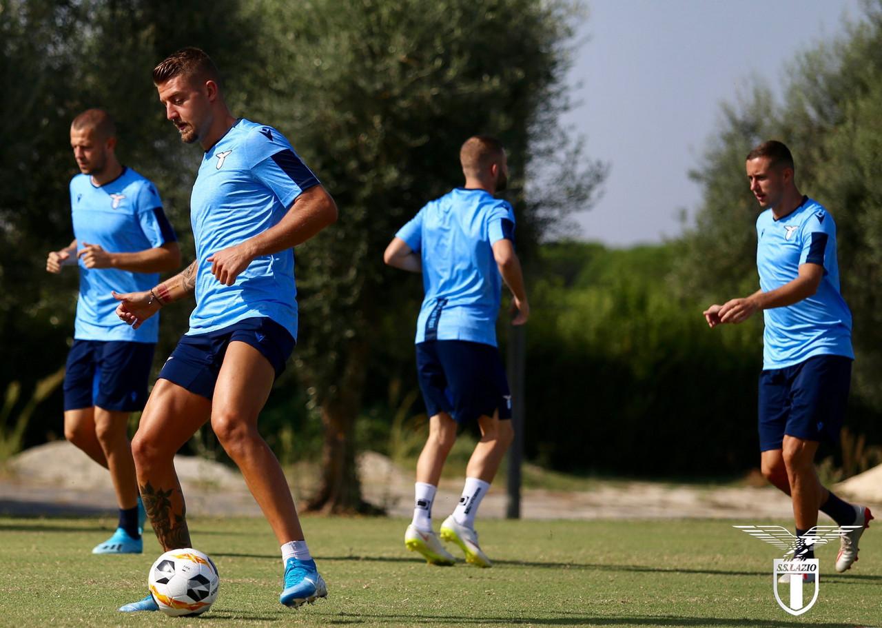 Europa League- Lazio: esordio per Vavro, Caicedo sostituisce Immobile
