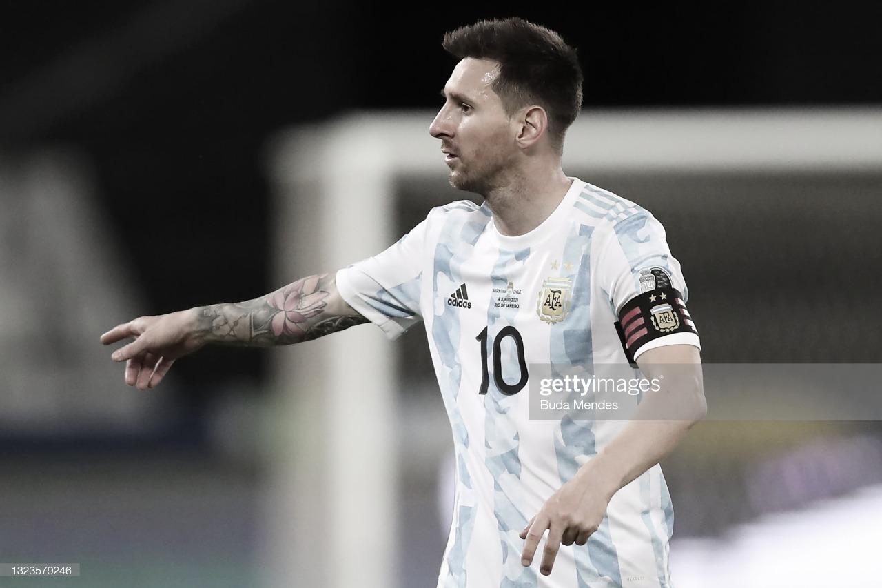 Las declaraciones luego del empate ante Chile