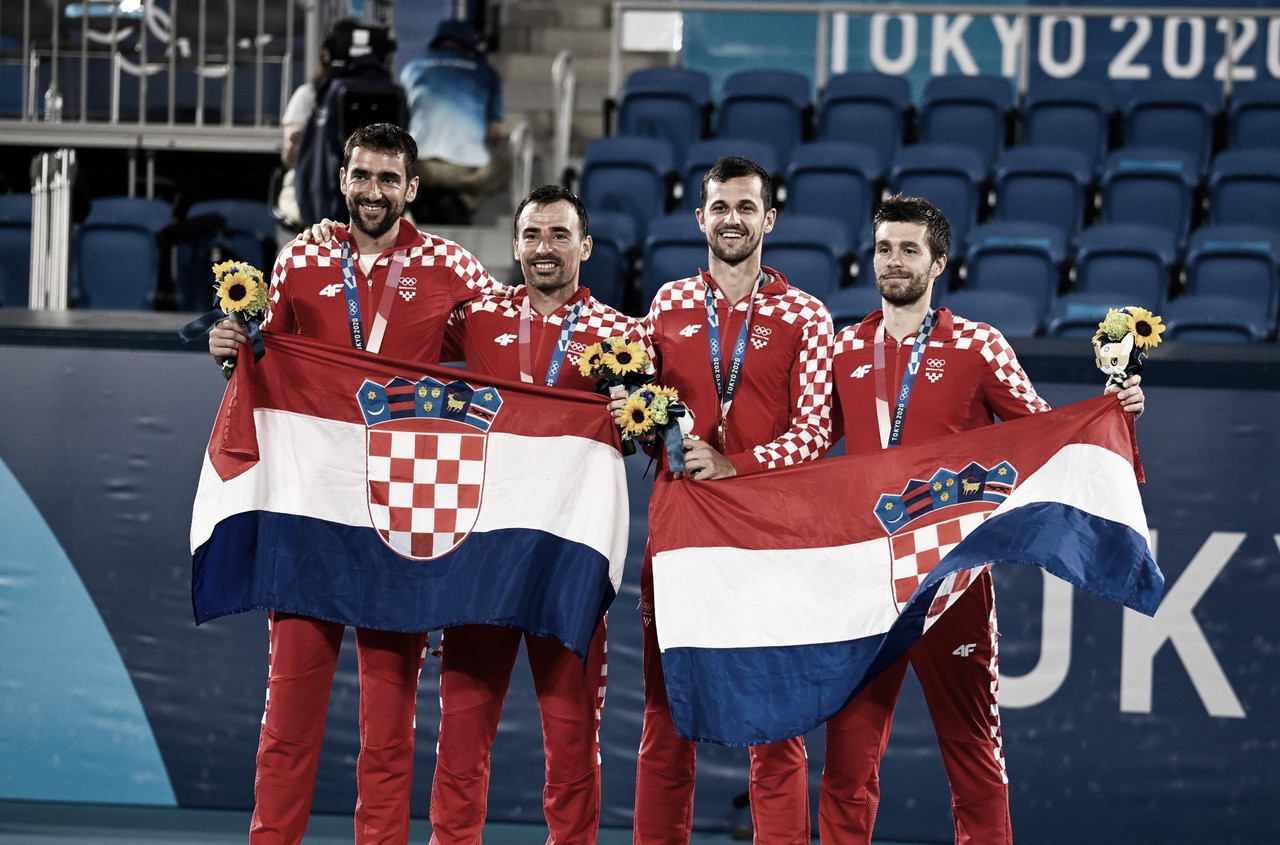 Mektic/Pavic coroam grande fase com medalha de ouro em final croata nas Olimpíadas 2020