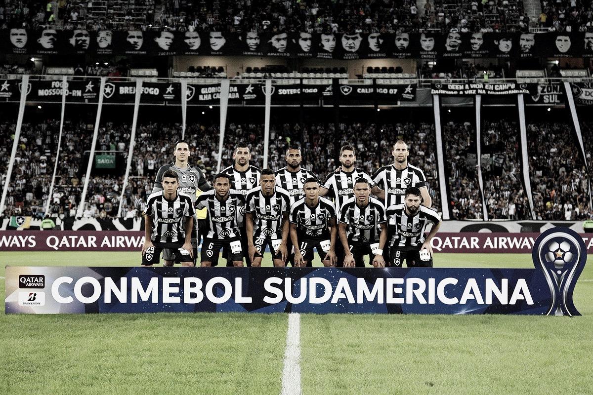 Conmebol define data dos confrontos entre Botafogo e Atlético-MG pela Sul-Americana