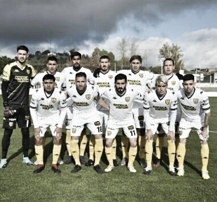 Santamarina piensa en Deportivo Morón