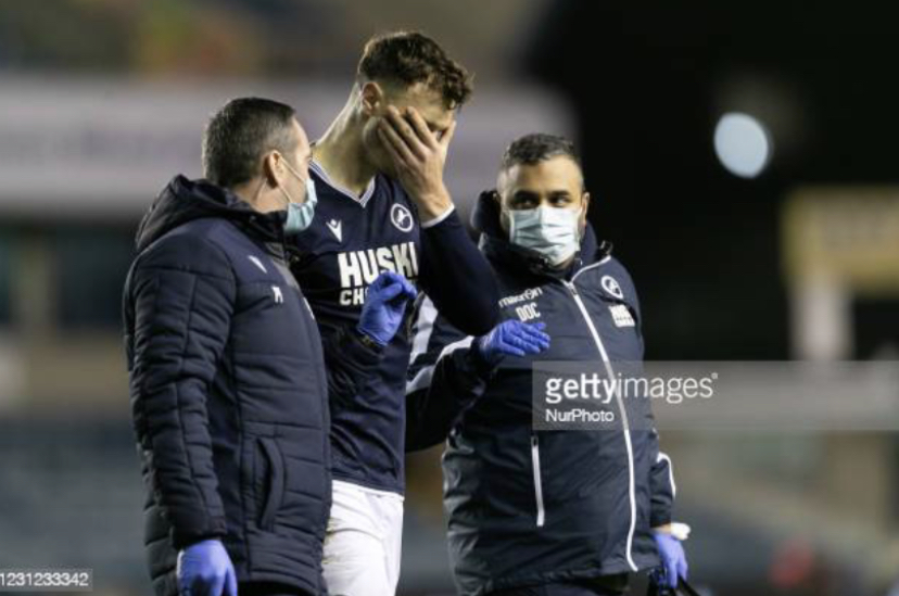 Huge boost for Millwall as Jake Cooper and Maikel Kieftenbeld close in on returns to the squad