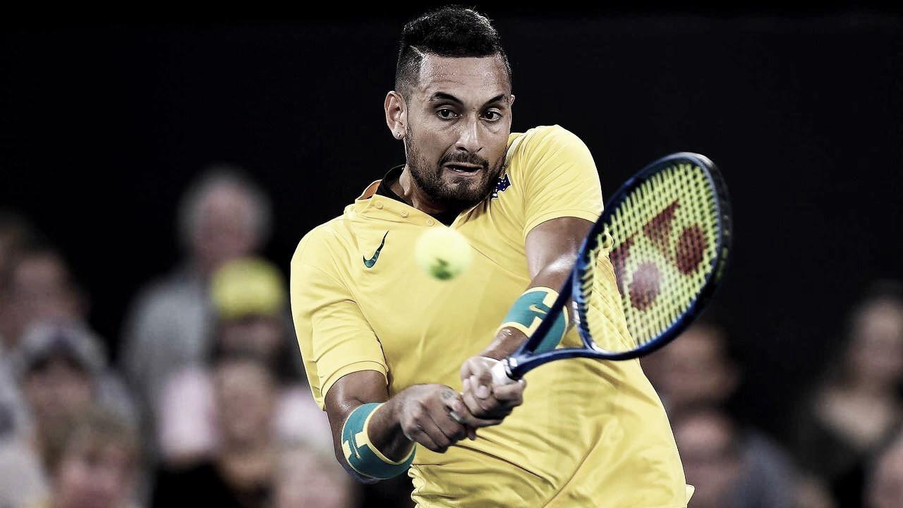 ATP Cup: Austrália leva a melhor sobre a Grécia e avança às quartas de finais