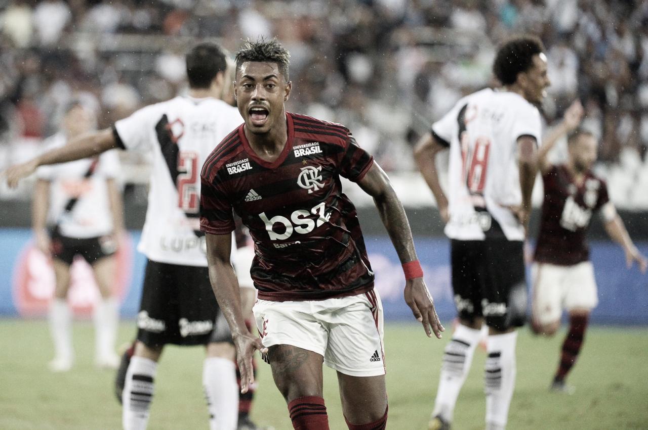 Bruno Henrique brilha, Flamengo vence Vasco no Nilton Santos e fica próximo do título Carioca