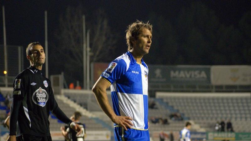 Derrota del Sabadell para despedir el año